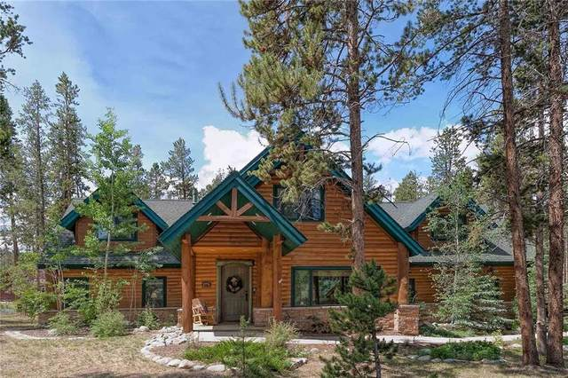 215 Marksberry Way, Breckenridge, CO 80424 (MLS #S1029165) :: Colorado Real Estate Summit County, LLC