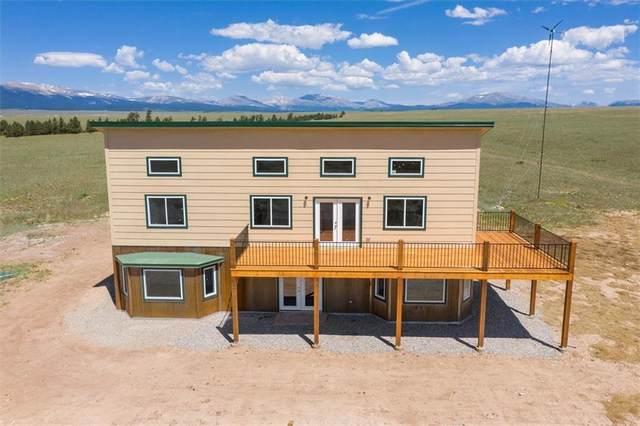 431 Rudisill Street, Fairplay, CO 80440 (MLS #S1029270) :: Colorado Real Estate Summit County, LLC