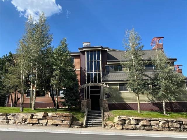 250 Ski Hill Road #11, Breckenridge, CO 80424 (MLS #S1030601) :: Colorado Real Estate Summit County, LLC
