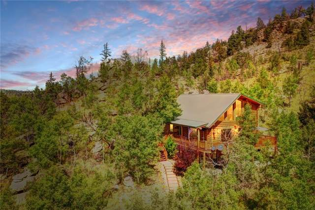 1392 W Longbow Drive, Como, CO 80432 (MLS #S1030901) :: Colorado Real Estate Summit County, LLC