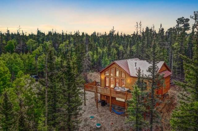 228 Squaw Trail, Como, CO 80432 (MLS #S1030927) :: Colorado Real Estate Summit County, LLC