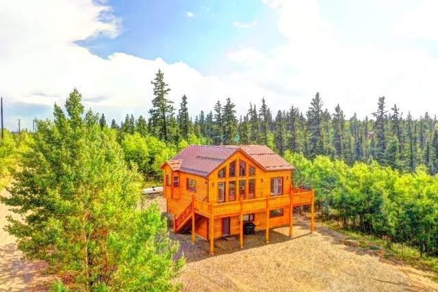 321 Piaute Way, Como, CO 80432 (MLS #S1030928) :: Colorado Real Estate Summit County, LLC