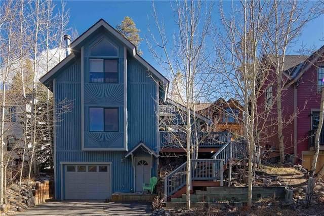 227 S Highland Terrace, Breckenridge, CO 80424 (MLS #S1030970) :: Colorado Real Estate Summit County, LLC