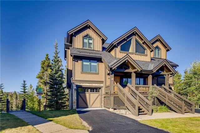 52 Bluff Court #23, Breckenridge, CO 80424 (MLS #S1031039) :: Colorado Real Estate Summit County, LLC