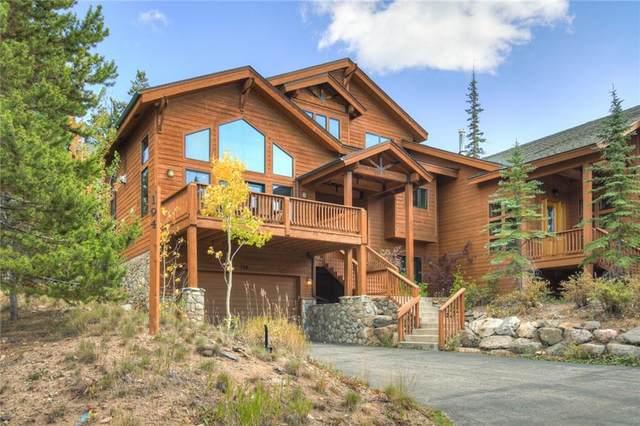 194 Emmett Lode Road, Breckenridge, CO 80424 (MLS #S1031047) :: Clare Day with Keller Williams Advantage Realty LLC