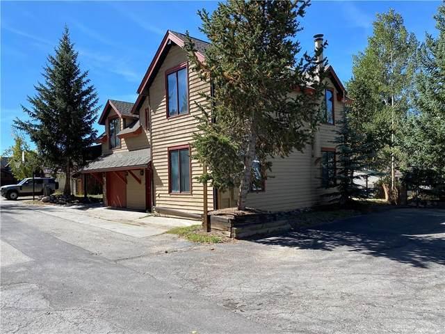 104 N Harris Street #1, Breckenridge, CO 80424 (MLS #S1031094) :: eXp Realty LLC - Resort eXperts
