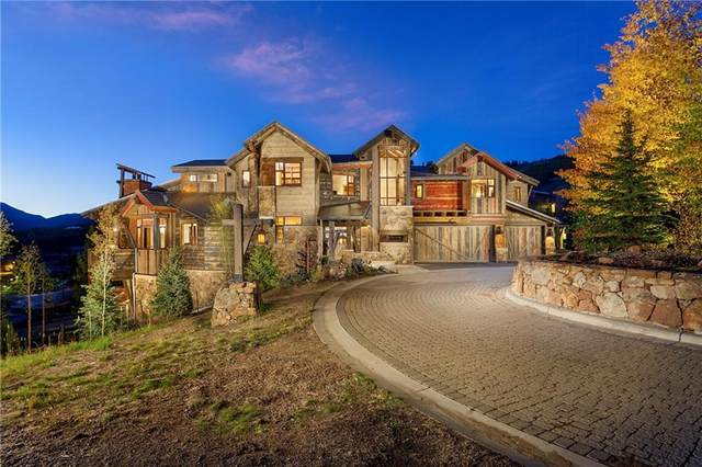 19 Peak Eight Court, Breckenridge, CO 80424 (MLS #S1031101) :: Colorado Real Estate Summit County, LLC