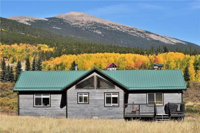 1001 High Creek Rd. Road, Fairplay, CO 80440 (MLS #S1031112) :: Colorado Real Estate Summit County, LLC