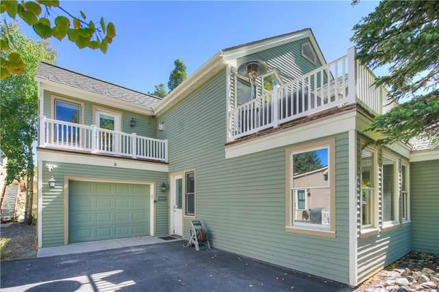 306 S Ridge Street B, Breckenridge, CO 80424 (MLS #S1031131) :: Colorado Real Estate Summit County, LLC