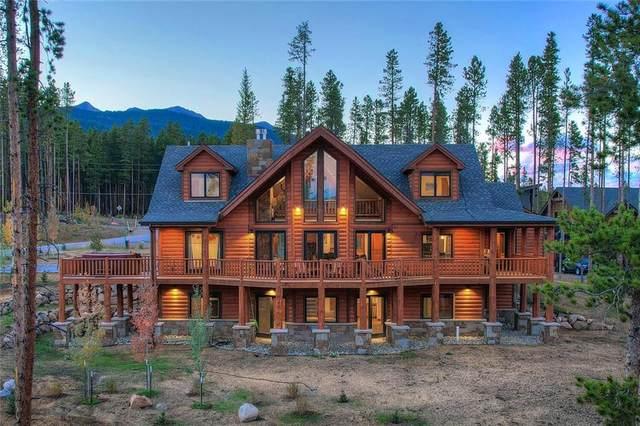 157 Barton Way, Breckenridge, CO 80424 (MLS #S1031157) :: eXp Realty LLC - Resort eXperts
