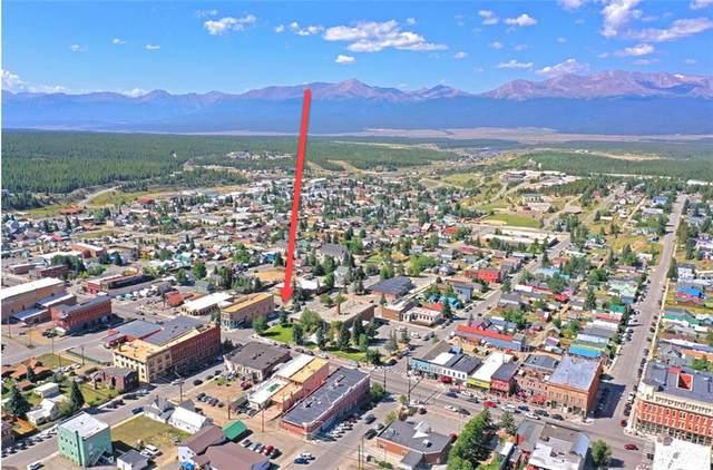 431 E 5th & Harrison Avenue, Leadville, CO 80461 (MLS #S1031337) :: Colorado Real Estate Summit County, LLC
