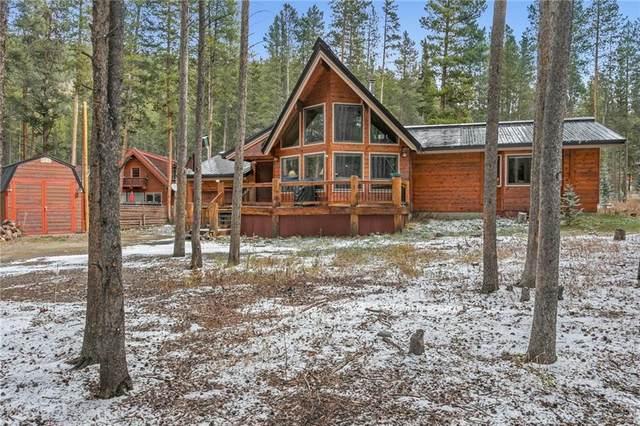 298 Blue River Road, Blue River, CO 80424 (MLS #S1031380) :: Colorado Real Estate Summit County, LLC