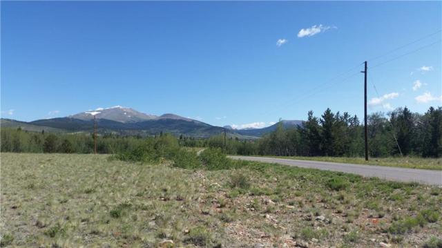 297 Silverheels Road, Fairplay, CO 80440 (MLS #S392034) :: Colorado Real Estate Summit County, LLC