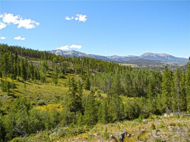 586 Discovery Hill Drive, Breckenridge, CO 80424 (MLS #S1002457) :: Resort Real Estate Experts