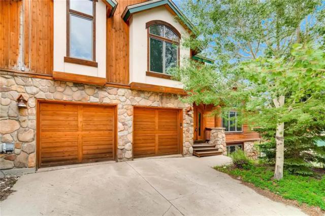 29 Glen Place, Silverthorne, CO 80498 (MLS #S1003935) :: Resort Real Estate Experts