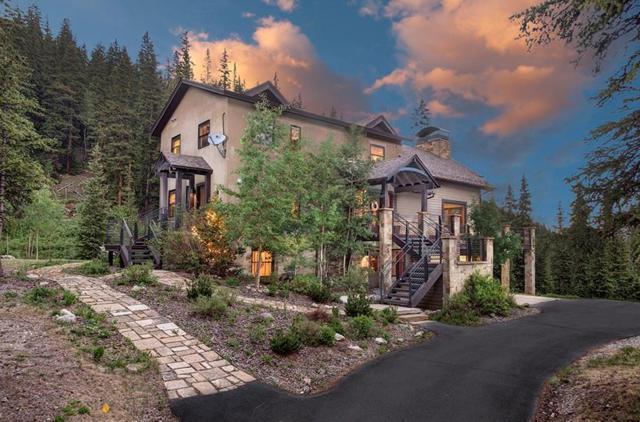 33 Odins Circle, Breckenridge, CO 80424 (MLS #S1003955) :: Colorado Real Estate Summit County, LLC
