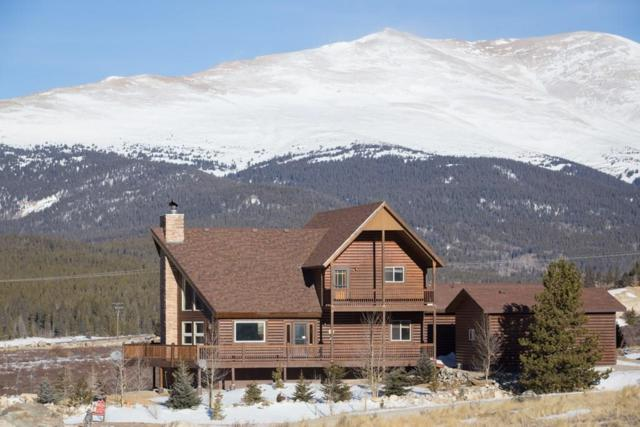39 Ice Axe Court, Alma, CO 80420 (MLS #S1004043) :: Resort Real Estate Experts