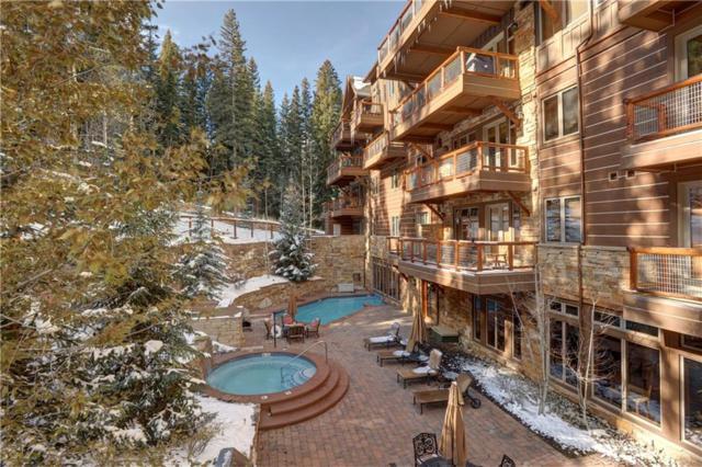 224 Trailhead Drive #3078, Keystone, CO 80435 (MLS #S1004422) :: Colorado Real Estate Summit County, LLC
