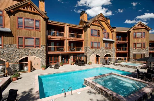 42 Snowflake Drive #403, Breckenridge, CO 80424 (MLS #S1006032) :: The Smits Team Real Estate