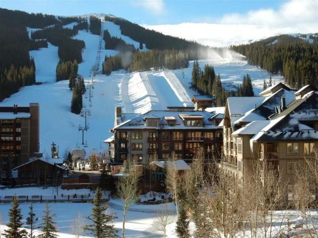 800 Copper Road 372/374, Copper Mountain, CO 80443 (MLS #S1006456) :: Resort Real Estate Experts