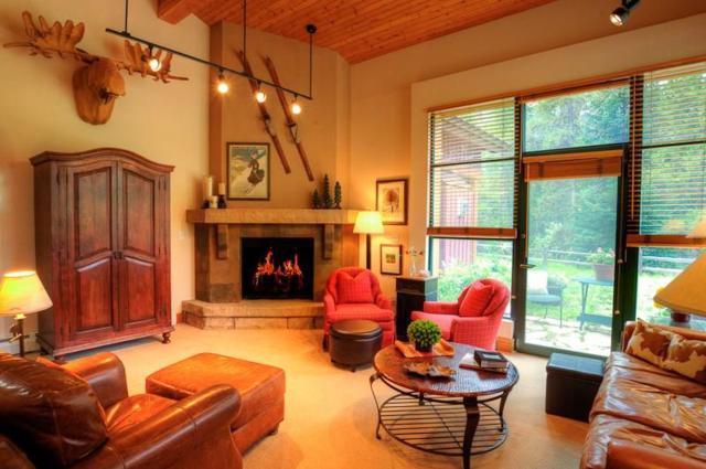 206 Alpen Rose Place #8729, Keystone, CO 80435 (MLS #S1006570) :: Colorado Real Estate Summit County, LLC