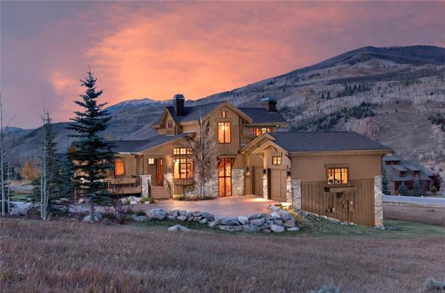 2870 Hunters Knob Road, Silverthorne, CO 80498 (MLS #S1006779) :: The Smits Team Real Estate