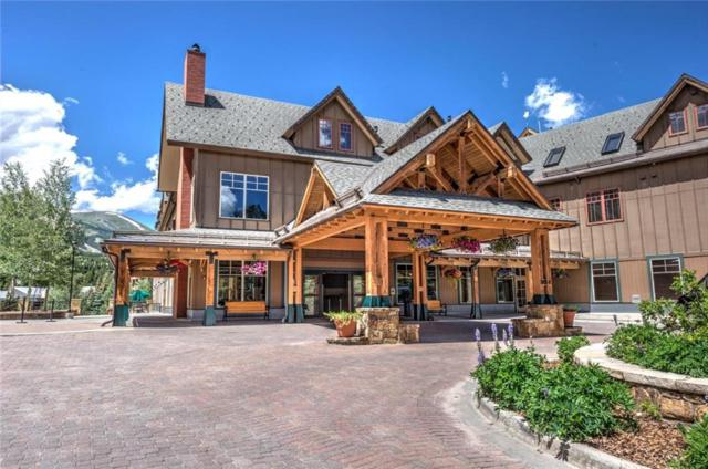 505 Main Street #1209, Breckenridge, CO 80424 (MLS #S1006805) :: Resort Real Estate Experts