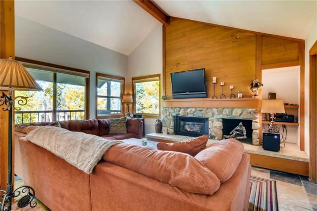 210 Tennis Club Road #1626, Keystone, CO 80435 (MLS #S1006977) :: The Smits Team Real Estate