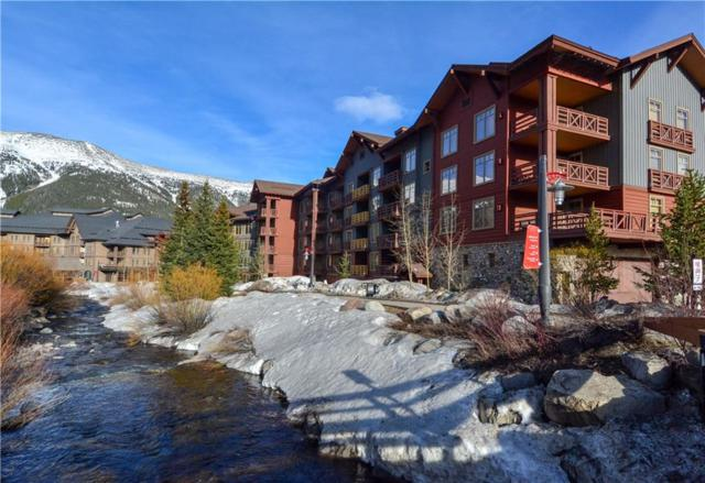 164 Copper Circle #427, Copper Mountain, CO 80443 (MLS #S1007163) :: The Smits Team Real Estate