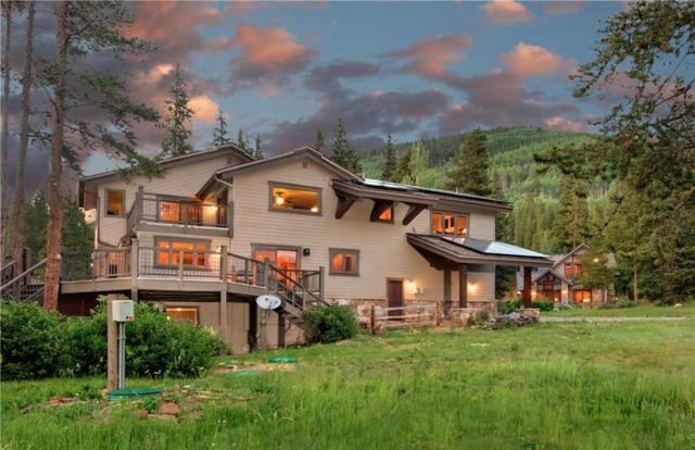996 Indiana Creek Road, Blue River, CO 80424 (MLS #S1007551) :: Colorado Real Estate Summit County, LLC