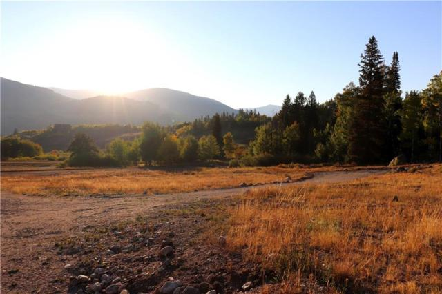 33 Emerald Road, Silverthorne, CO 80498 (MLS #S1007791) :: Colorado Real Estate Summit County, LLC