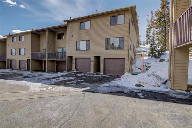 725 Meadow Creek Drive H, Frisco, CO 80443 (MLS #S1008163) :: Colorado Real Estate Summit County, LLC