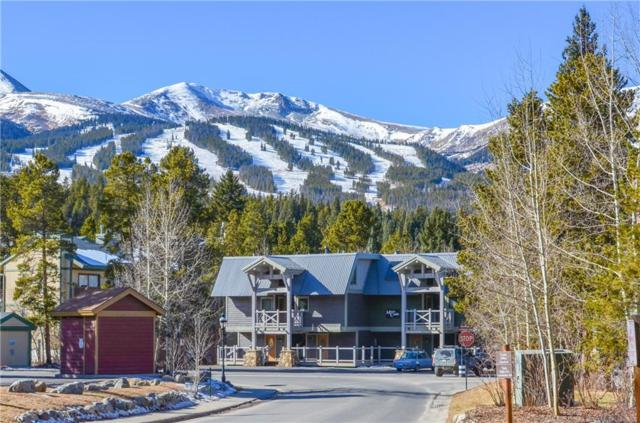 106 Broken Lance Drive #4, Breckenridge, CO 80424 (MLS #S1008441) :: Resort Real Estate Experts