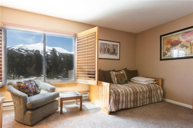 110 S Park Avenue S #104, Breckenridge, CO 80424 (MLS #S1008615) :: Resort Real Estate Experts