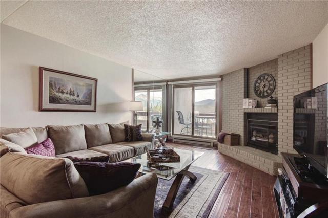 317 W La Bonte Street W #302, Dillon, CO 80435 (MLS #S1008739) :: Resort Real Estate Experts