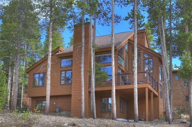 558 White Cloud Drive, Breckenridge, CO 80424 (MLS #S1008812) :: Colorado Real Estate Summit County, LLC