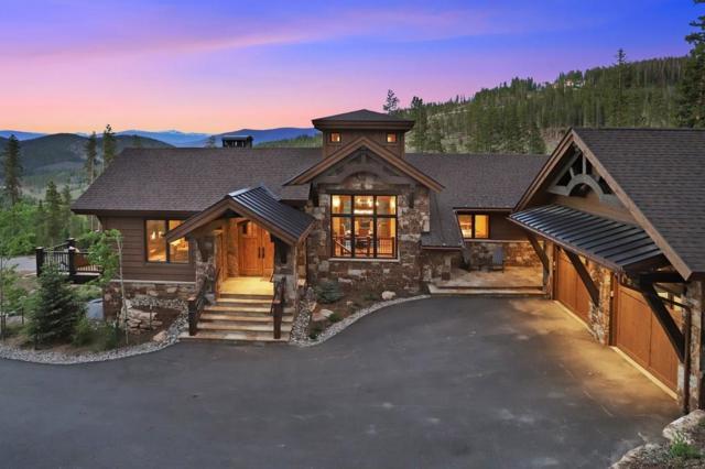 587 Discovery Hill Drive, Breckenridge, CO 80424 (MLS #S1009353) :: Colorado Real Estate Summit County, LLC