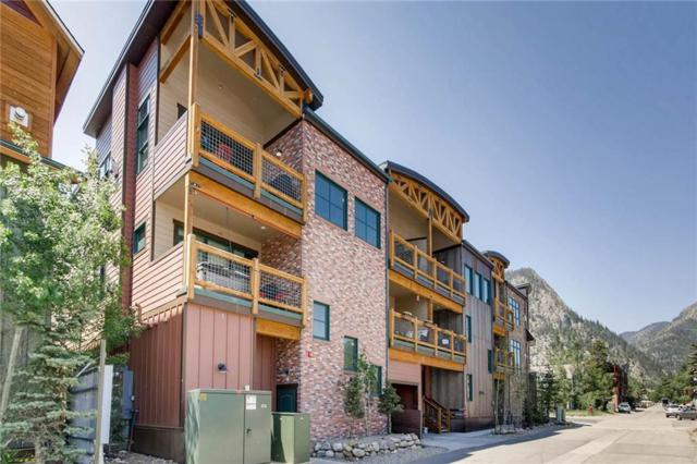 116 S 5th Avenue S #13, Frisco, CO 80443 (MLS #S1009542) :: Colorado Real Estate Summit County, LLC