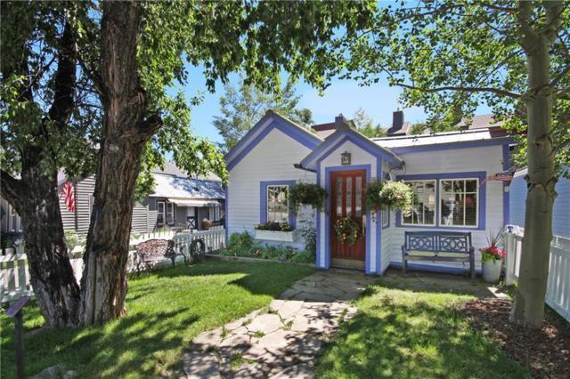 110 N French Street N, Breckenridge, CO 80424 (MLS #S1009835) :: Resort Real Estate Experts