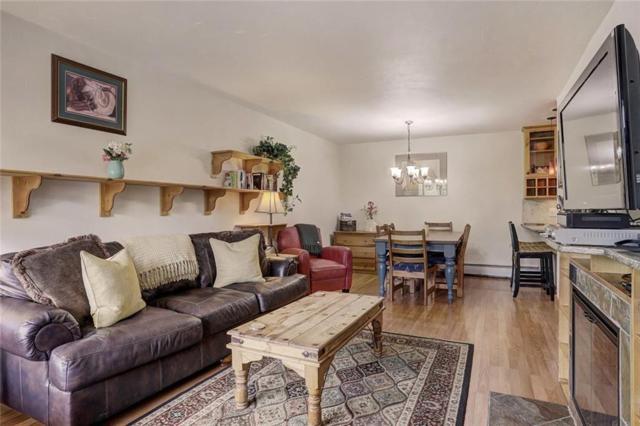 326 N Main Street N 32 W, Breckenridge, CO 80424 (MLS #S1010486) :: Colorado Real Estate Summit County, LLC