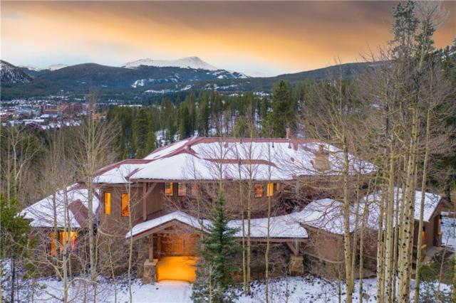 103 Christie Lane, Breckenridge, CO 80424 (MLS #S1010597) :: Colorado Real Estate Summit County, LLC