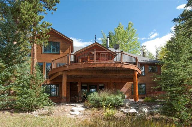 37 Wintergreen Circle, Keystone, CO 80435 (MLS #S1010631) :: Colorado Real Estate Summit County, LLC