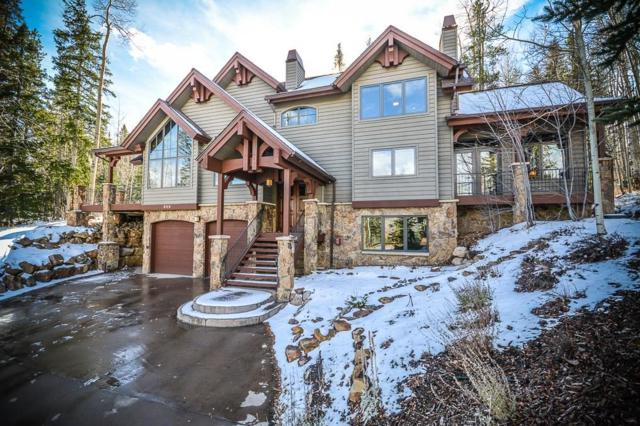 525 Two Cabins Drive, Silverthorne, CO 80498 (MLS #S1011467) :: Colorado Real Estate Summit County, LLC