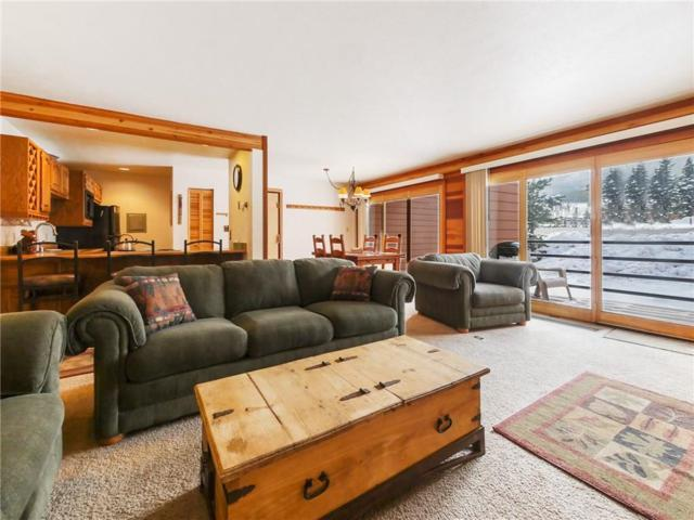 91100 Ryan Gulch Road #103, Wildernest, CO 80498 (MLS #S1011540) :: Colorado Real Estate Summit County, LLC