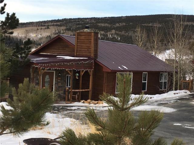 986 Sheep Ridge Road, Fairplay, CO 80440 (MLS #S1011839) :: Colorado Real Estate Summit County, LLC