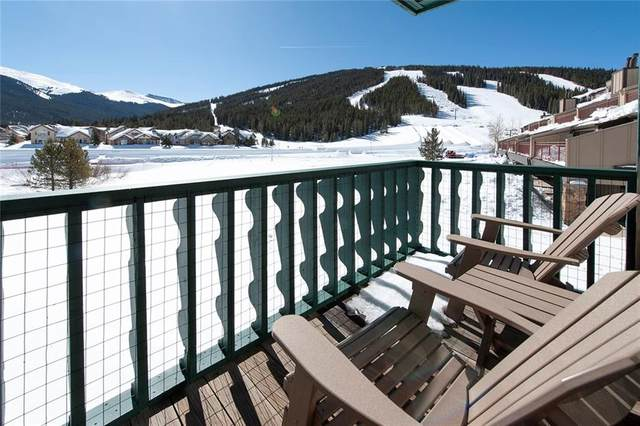 82 Wheeler Circle 316A, Copper Mountain, CO 80443 (MLS #S1011867) :: Dwell Summit Real Estate
