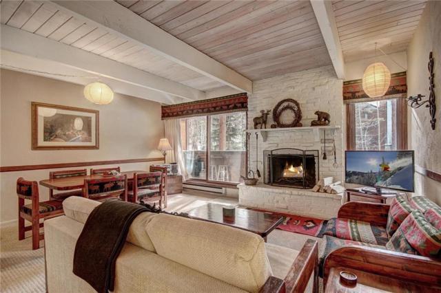 800 Columbine Road #5, Breckenridge, CO 80424 (MLS #S1012050) :: Colorado Real Estate Summit County, LLC