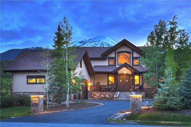 1817 Falcon Drive, Silverthorne, CO 80498 (MLS #S1012165) :: Resort Real Estate Experts