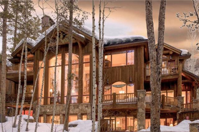 995 Four Oclock Road, Breckenridge, CO 80424 (MLS #S1012385) :: Resort Real Estate Experts