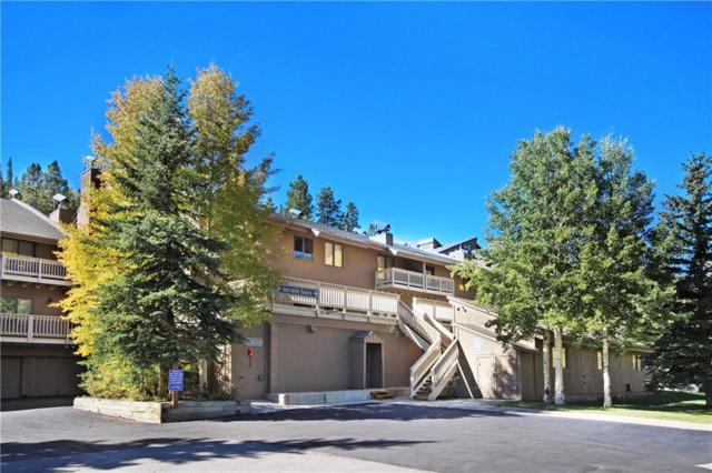 108 Guller Road B-5, Copper Mountain, CO 80443 (MLS #S1012668) :: Colorado Real Estate Summit County, LLC